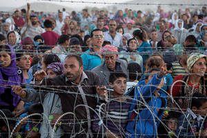 Despite Record Syrian Immigration, Europe Says It Expects US, Canada To Take More Refugees