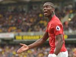 paul pogba or manchester united must adapt if he is to thrive after another display of highlight reel moments fails to mask tactical ill-discipline