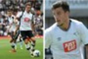 derby county: george thorne will come back stronger, says rams...