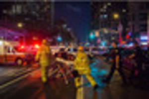 29 injured in 'intentional explosion' in New York