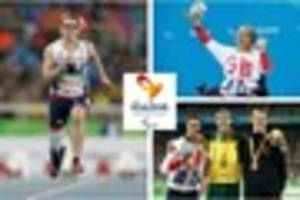 rio 2016 paralympics: sophie kamlish misses out on the podium...