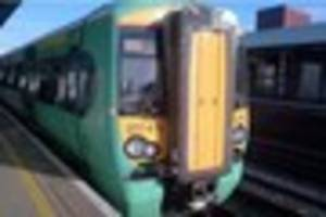 Everything you need to know about today's train disruption in...