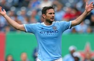 frank lampard's calf problems may mean trouble for nycfc again