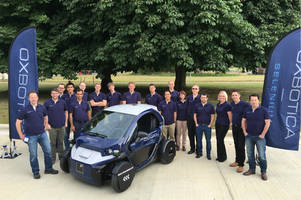 oxbotica is developing its own driverless cars across the pond