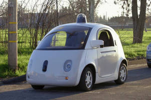 the latest player in the self-driving car game? oxford university's oxobotica