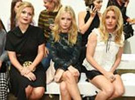 Sir Philip Green absent from Topshop's LFW show