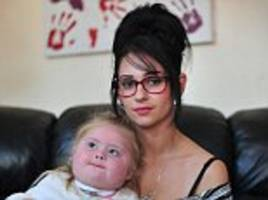 mother's fury as teenage thugs fire rocket at disabled daughter's wheelchair