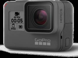 GoPro just unveiled 3 new action cameras and a new drone (GPRO)