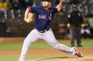 Boston Red Sox bullpen is shining at the perfect time