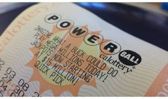 Powerball Winning Ticket Drawn: Was it yours?