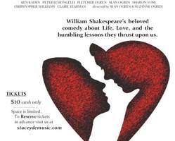 TWELFTH NIGHT: Bringing Shakespeare to the Suburbs