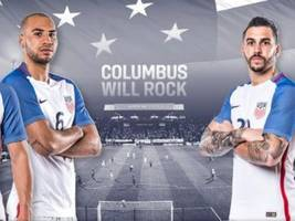 world cup qualifying match: usa vs mexico to be played in ohio