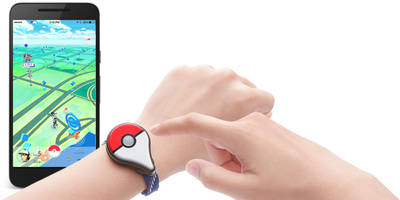 nintendo's $35 wearable lets you play pokémon go without pulling out your phone