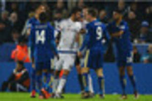 What time does Leicester City v Chelsea kick-off in the EFL Cup?...