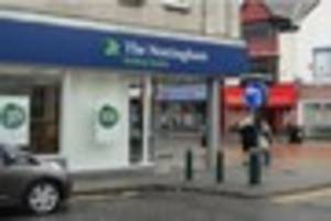 New building society branch opens on Scunthorpe High Street