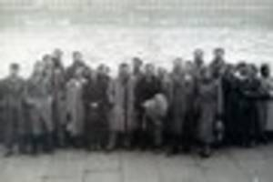 can you help to identify faces on 1950s burton technical college...