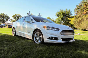hands-off! here's what it's like to ride in ford's autonomous cars