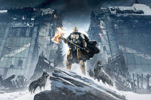 The Iron Lords are calling! Join us on Twitch as we live stream Destiny: Rise of Iron