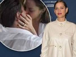Marion Cotillard 'devastated' at being dragged into Angelina Jolie and Brad Pitt's divorce