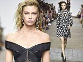 savvy designers - including burberry and topshop - unveil 'seasonless' collections
