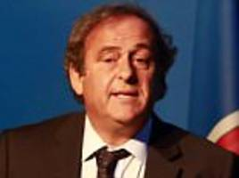michel platini could receive uefa pay-off despite currently serving four-year football ban from fifa