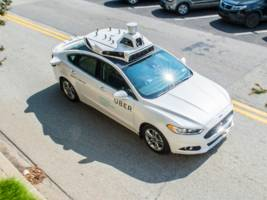 someone spotted a self-driving uber in california — but the company can't legally test there yet