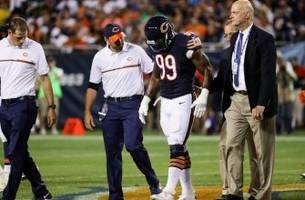bears' trevathan needs surgery, houston reportedly done with torn acl