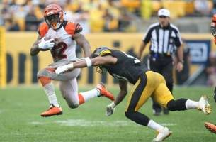 who dey notes: bengals running game, dennard gets smoked