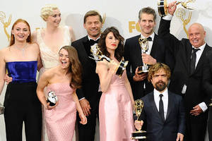Emmys 2016: Game Of Thrones Cleans Up