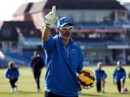 yorkshire boss jason gillespie eyeing perfect ending in county championship decider at lord's