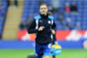 Leicester City midfielder Andy King wants another taste of...