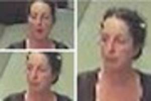 Elderly woman assaulted during an argument at dry cleaners
