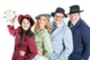 lichfield operatic society is bringing guys and dolls to the...