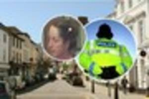 Bideford assault leads to police appeal to identify this woman -...