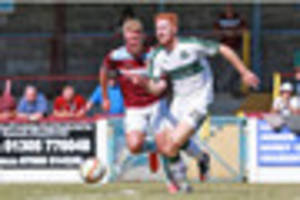 helston hoping for a big crowd for visit of strong plymouth...