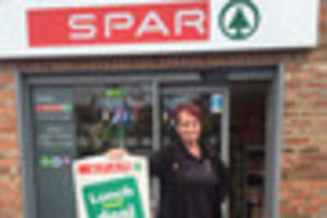 clarborough shop and manager lucy in line for top national award