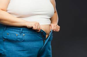 scots losing battle of the bulge with average waistlines 3cm larger than 12 years ago