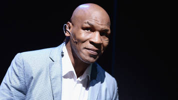 mike tyson says he watched tennis over boxing during the olympics