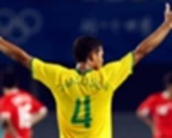 Thiago Silva receives a second chance with the Brazil team
