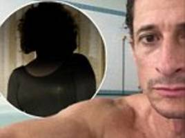 anthony weiner carried on a months-long online sexual relationship with a troubled 15-year-old girl telling her she made him 'hard,' asking her to dress up in 'school-girl' outfits and pressing her to engage in 'rape fantasies'