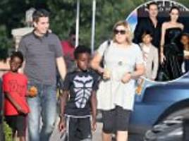brad pitt's sister and her adopted ethiopian sons enjoy quiet life in missouri