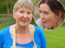 great british bake off viewers left bereft as val leaves show