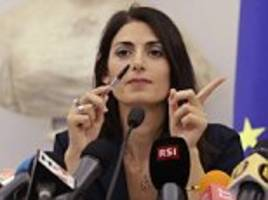 rome will not host 2024 olympics says mayor virginia raggi, who slams foot down on the bid for games which 'will only bring debts'