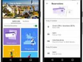 Google's new app is a tour guide you can carry anywhere: Google Trips creates  itineraries for the world's most popular destinations