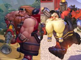 a major video game developer is defending itself against accusations it 'cloned' blizzard's 'overwatch'
