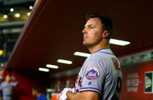 mets: terry collins pinch hits for jay bruce as the slugger's struggles continue