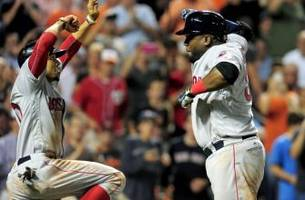 Red Sox David Ortiz And Mookie Betts Set Magic Numbers