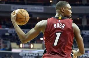 Chris Bosh on his recovery: 'It's been a very difficult process'