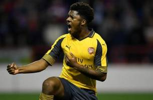 arsenal: chuba akpom frustrated with minutes situation