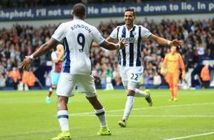 west brom: nacer chadli already repaying his transfer fee